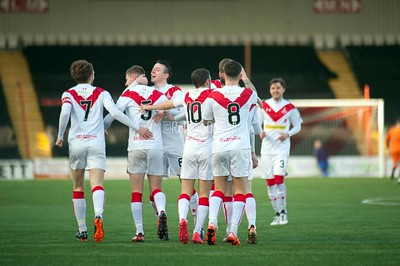 Airdrieonians v Queens Park 17 2 18