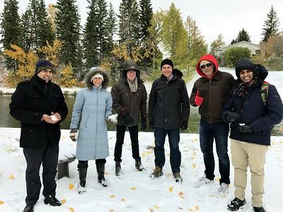 Team Event 2017 -Calgary Transit