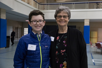 6th Grade Grandparents Day - March 2019