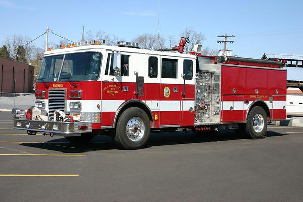 Company 1 - John H. Enders Fire Company (Berryville, VA)