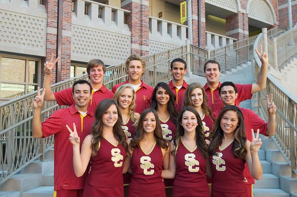 2012 Spirit Leaders