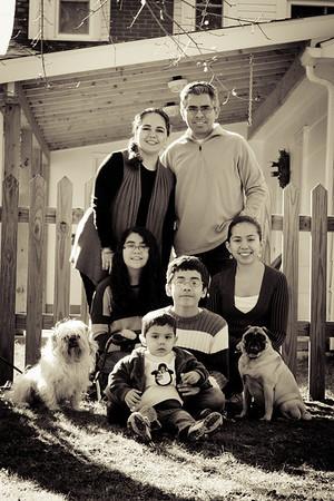 Sanhueza Family