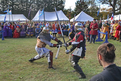 Fall Crown Tourney - Fighting