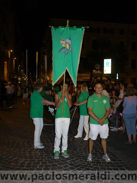 Foto sfilata borgate Palio del Golfo 2011 - Fezzano La Spezia