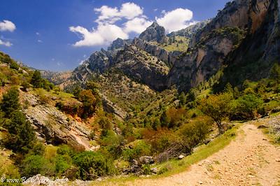 Spanje 2007