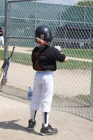 2010 May Nicks Baseball Game