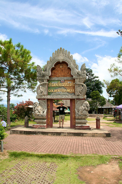 Day trip to Chiang Rai and Golden Triangle