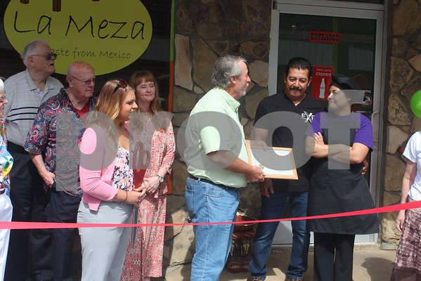 La Meza Mexican Restaurant Opens - July 2016