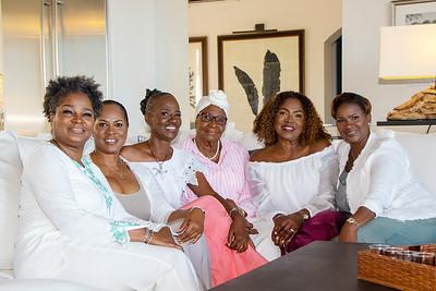 Mrs. Mary Dames & Daughters   Exuma, Bahamas