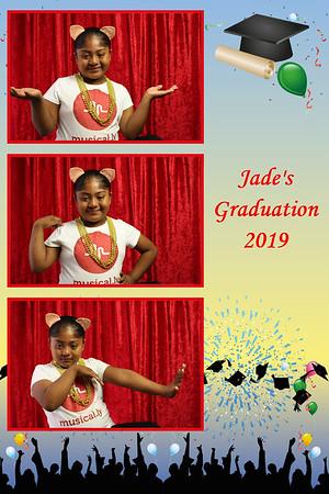 Jade's Graduation - 5/18/19