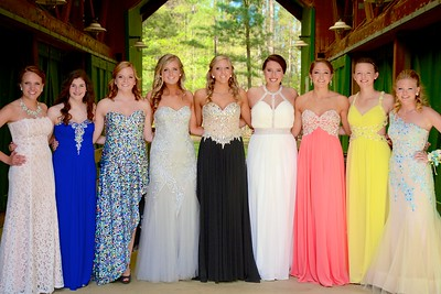 Mooresville Prom 2015