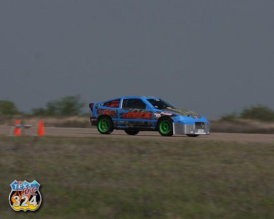 Texas Mile 3/26/11 - Cars