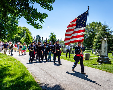 Memorial Day at Laurel Hill 2019