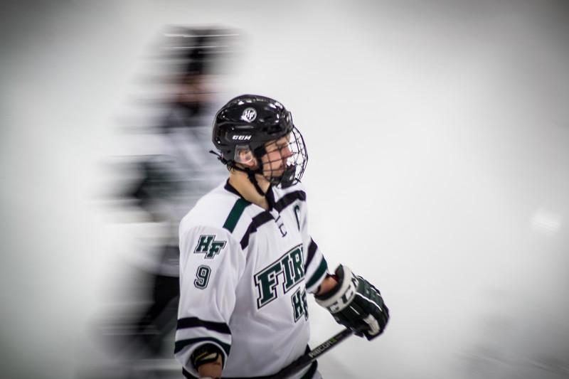 Joe Hankenson (9) - Holy Family Boys Hockey