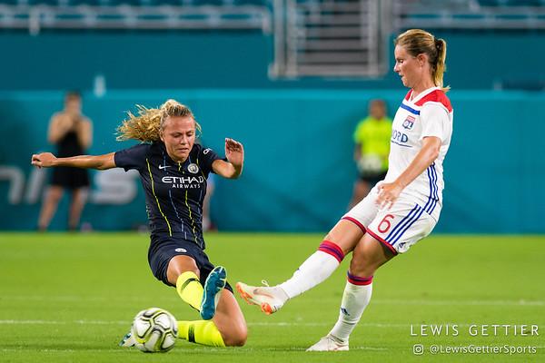 Olympique Lyonnais vs Manchester City FC 7-26-2018