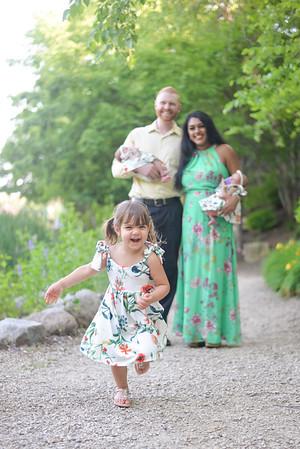 Matteson Family Summer 2019