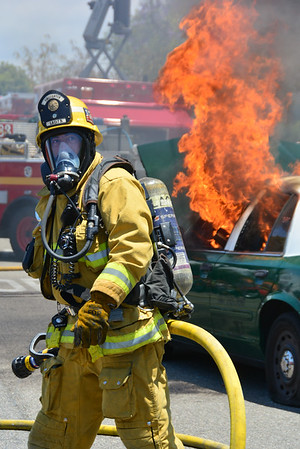 LACoFD Fire Service Day, Division 1