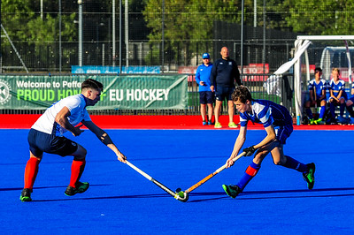 2018 Scotland U18 Academy v GB Colleges