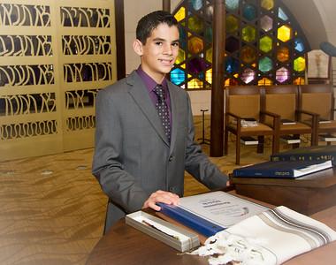 Benjamin Dietch Bar Mitzvah