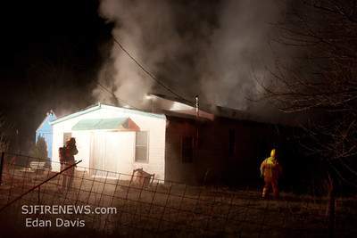 01-05-2012, All Hands Dwelling, Quinton Twp. Salem County, 527, Quinton Marlboro Rd.