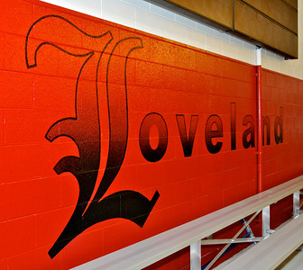 Loveland H.S. Pool Dedication
