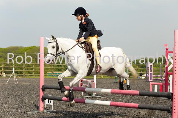 Grace Mumby riding Chantelle