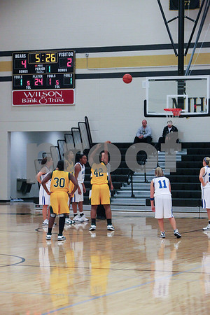 WCHS vs Hillsboro Girls Basketball