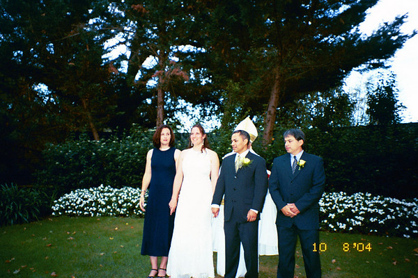 2004 Quiceno Wedding