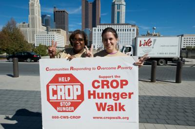 Columbus, OH - 2008 CROP Hunger Walk