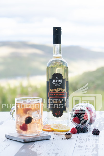 Alpine Outdoors - tea glass