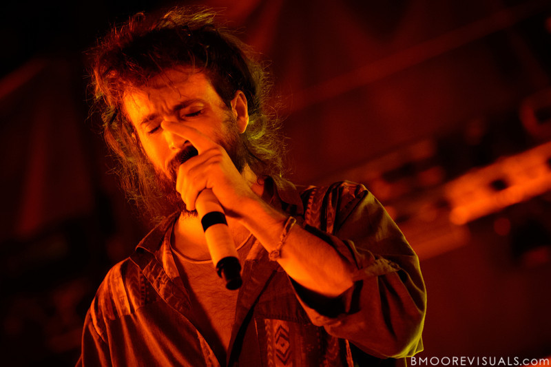 """Edward Sharpe & The Magnetic Zeros perform on October 1, 2012 in support of """"Here"""" at Jannus Live in St. Petersburg, Florida"""
