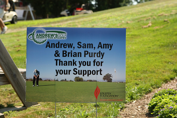 Andrew's Golf Benefit  07-12-12