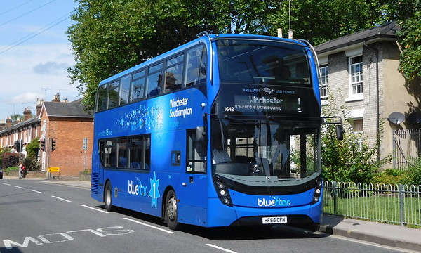 ADL Enviro40D MMC - Blue fleet