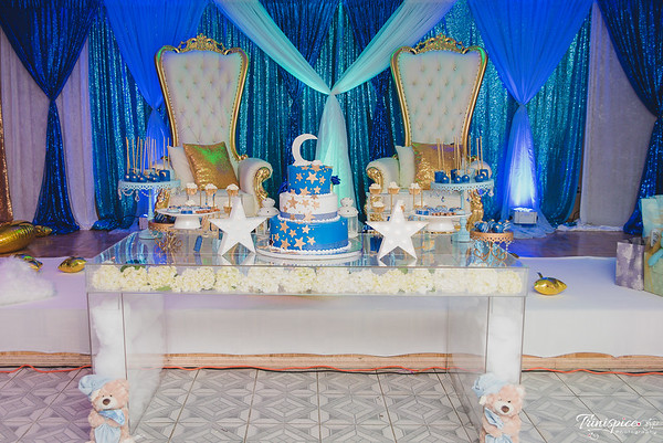 Franchesca & Perry's Baby Shower