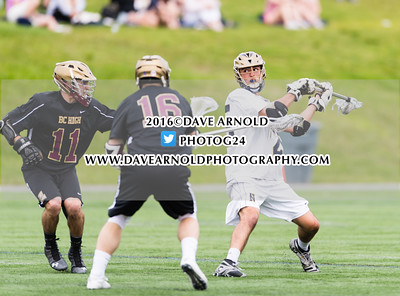 5/23/2016 - Boys Varsity Lacrosse - BC High vs Needham