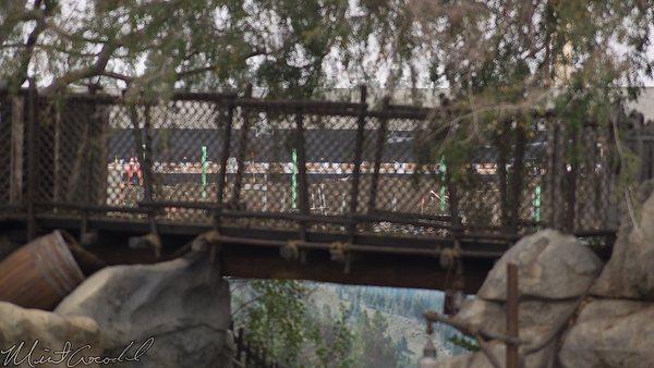 Disneyland Resort, Disneyland, Critter Country, Rivers Of America, Rivers, Rivers, America, Star Wars Land, Star Wars, Construction