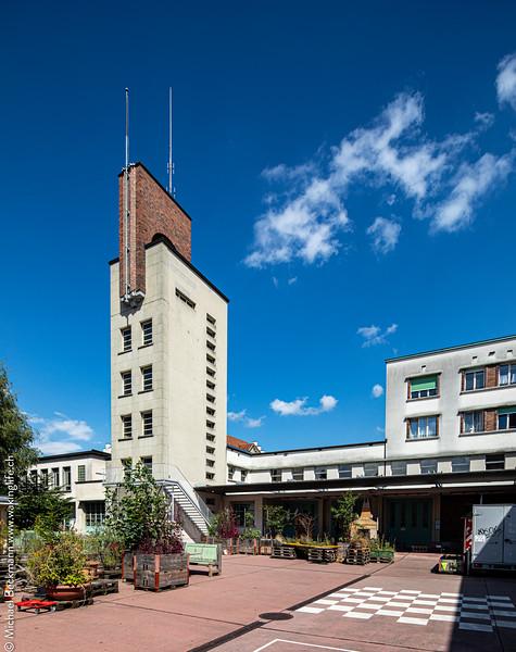 Viktoria - Architektur