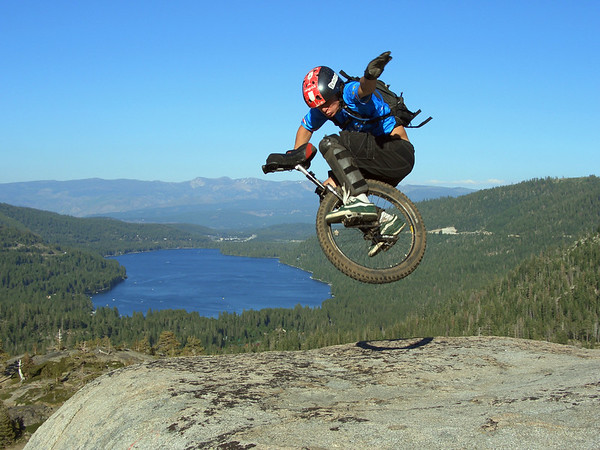 Sawtooth Trail, Donner Summit Trials, July 2006