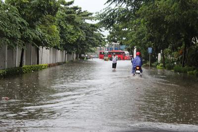 August 2013 Manila Flood