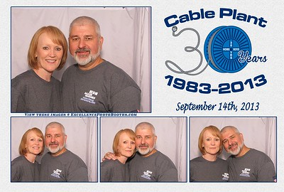Baker Hughes 30 Year Anniversary