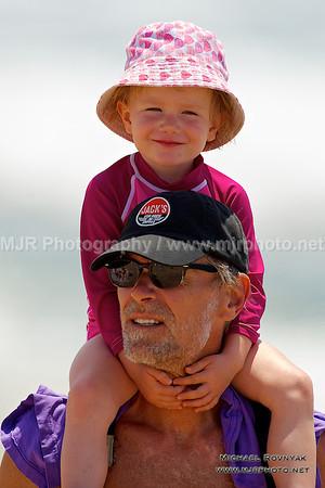 Montauk 2012, The Beach Scene, 06.23-24.12