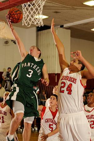 01-14-2010 HS Boys Basketball Midland Park (59) at Elmwood Park (69)