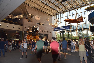 DC, Washington - Smithsonian National Air and Space Museum, 2018