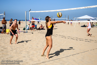 Beach Volleyball Tournament 04/28/18