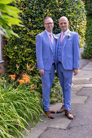 Simon & Clive