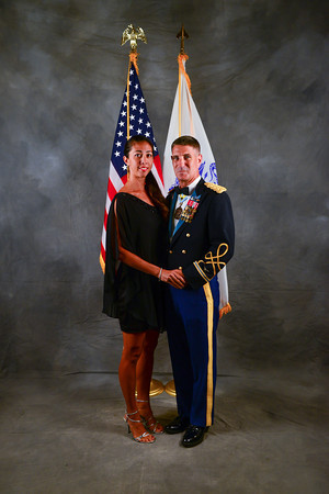 2014 USARPAC Ball 1700 to 1730