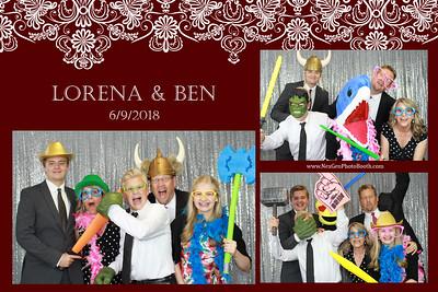 Lorena & Ben's Wedding 6/9/18