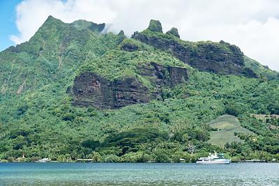 Moorea, Society Islands Tahiti 3-17-2018