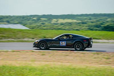 51 Black C6 Corvette