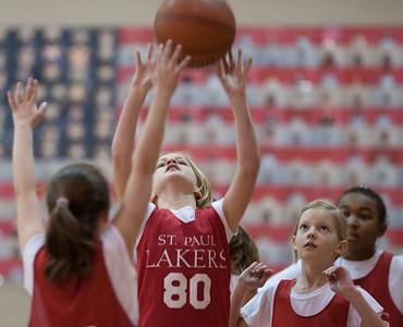 Lakers v St. Germaine, IM, Girls, 1-23-10
